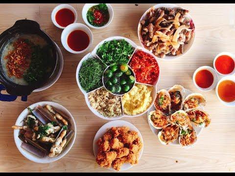Quán ốc Thùy Linh