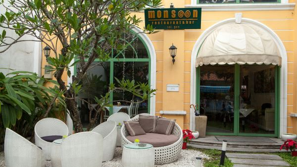 Monsoon Restaurant & Bar Saigon